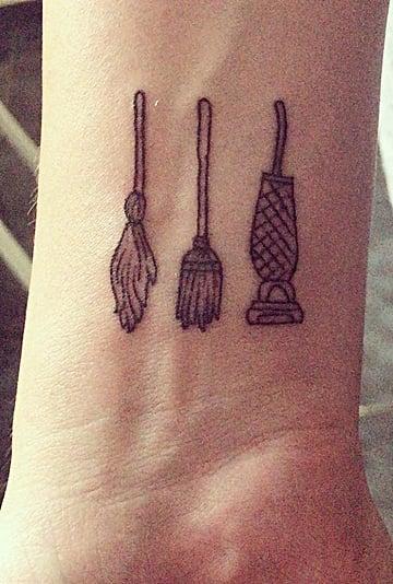 Tiny Hocus Pocus Tattoo Ideas You Can Easily Hide