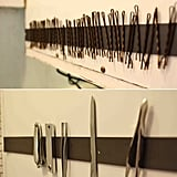 Magnetic Strip Organizer