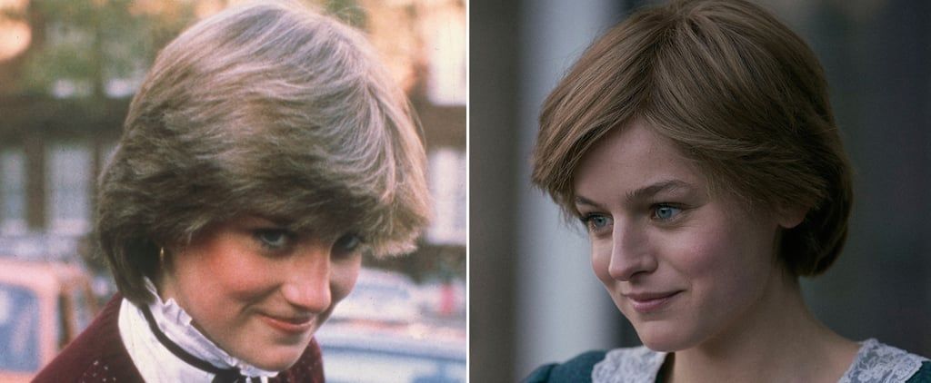 The Royal Family's Hairstyles in The Crown Season 4