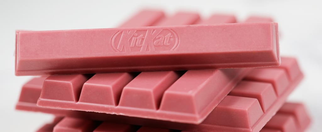 Pink Kit Kat Ruby Launches in UK