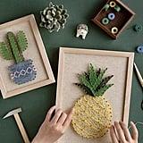 RM Studio DIY Pineapple String Art Kit