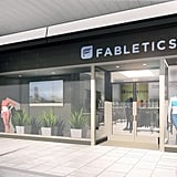 While just a rendering, this is a good idea of what the Fabletics space will look like.