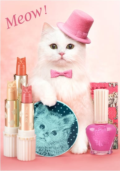Check Out Paul & Joe's Cat-Filled Spring 2012 Makeup Collection