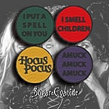 Hocus Pocus Quote Patches