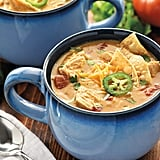 Slow-Cooker King Ranch Chicken Soup