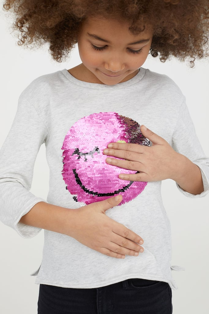 Flip Sequin Clothes For Kids