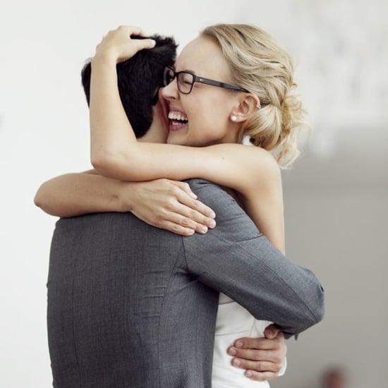 First-Look Wedding Photos