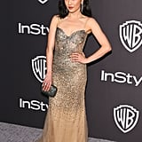 Constance Wu at the 2019 Golden Globes Afterparty