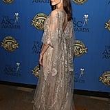 Angelina Jolie at the 2018 ASC Awards