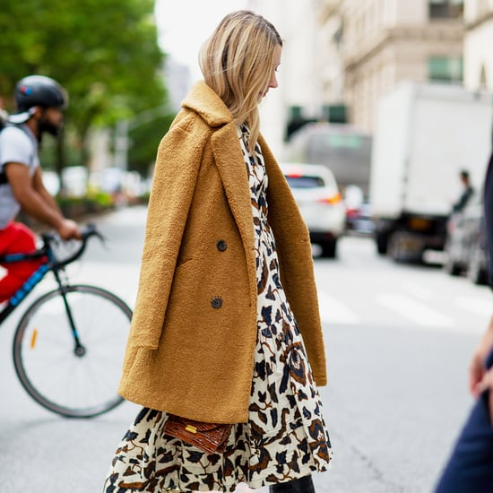 Easy Outfit Idea: How to Wear a Teddy Coat