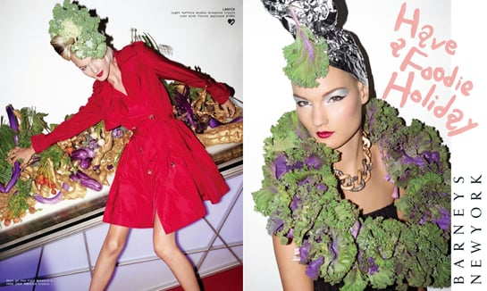 Barneys Holiday Catalog = Food Porn For Fashionistas