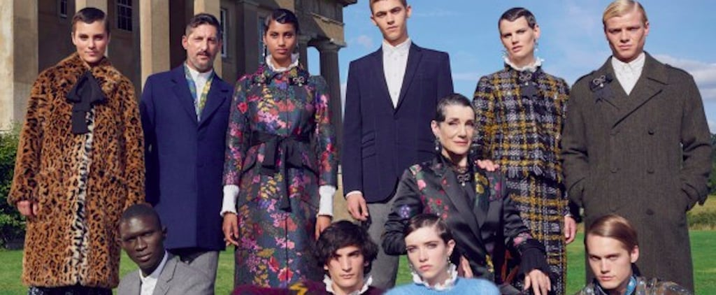 Forget the Kardashians, Erdem x H&M Will Give You Serious Inspiration For Your Next Family Portrait