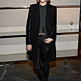 Rachael attended the Barneys New York and Disney Electric Holiday Window Unveiling in Nov. 2012.