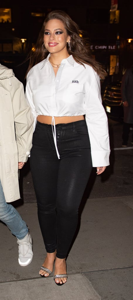 How to Wear Jeans: Ashley Graham