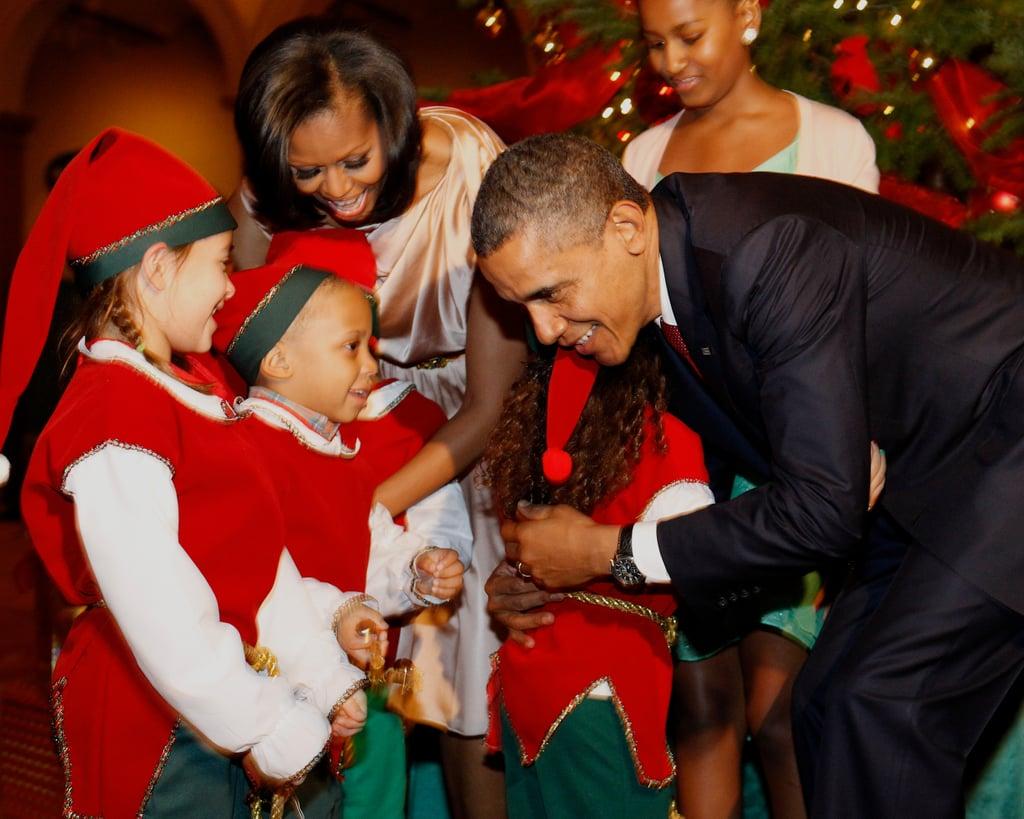 Christmas in Washington | Obama Family Christmas 2012 | POPSUGAR ...