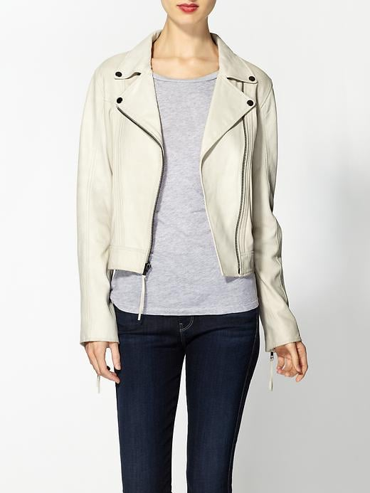 This Sanctuary lace-up moto head leather jacket ($320, originally $396) is an effortless way to get in on the season's leather trend — we'd throw it over everything from our favorite jeans to our favorite dresses.