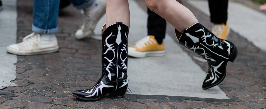 Giddy Up! 10 Ways to Bring Cowboy Boots Into 2018