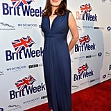Sophie Winkleman at the BritWeek Festival in April 2013