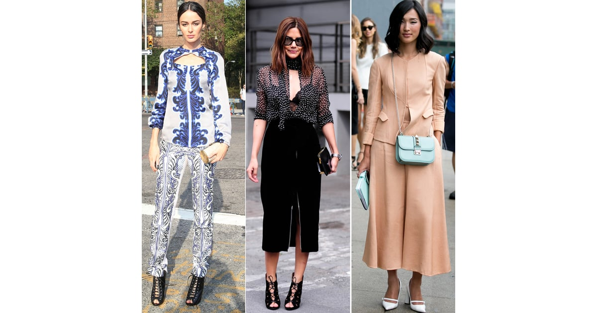Australian Street Style Fashion Week Popsugar Fashion
