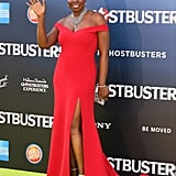 Designers Would Not Dress Leslie Jones For Her Ghostbusters Premiere