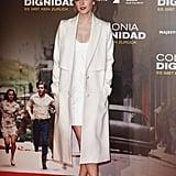 Emma Watson's Latest Is the Anti-Naked Dress