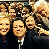 The Clinton Family Selfie