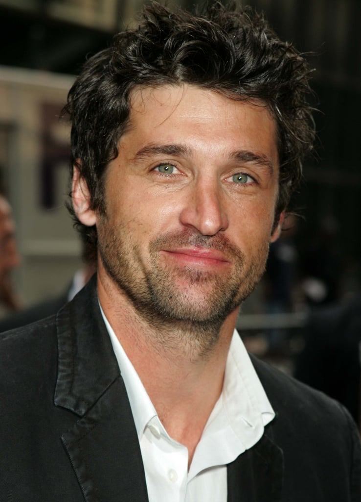 Patrick Dempsey Photos Through The Years Popsugar Celebrity