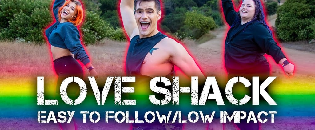 """The Fitness Marshall """"Love Shack"""" Dance Cardio Workout"""