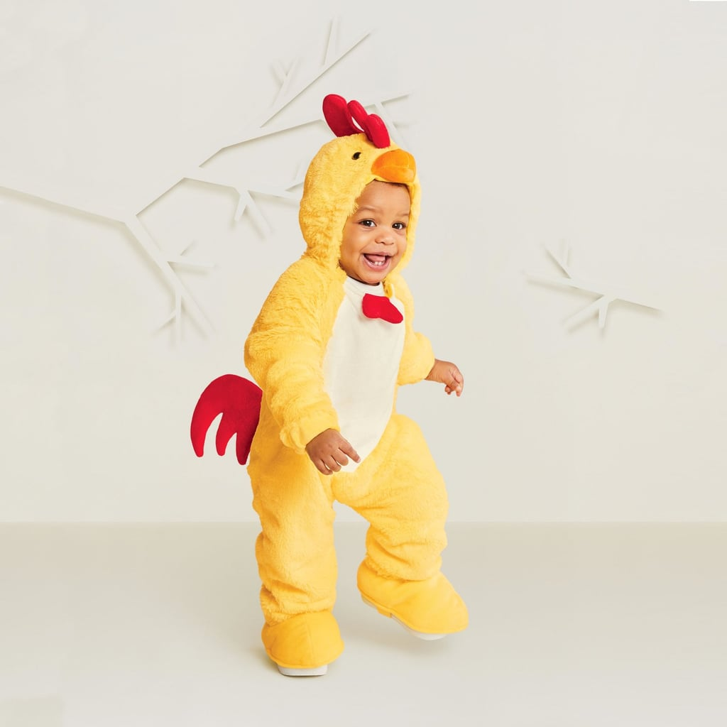 Target Plush Chicken Costume