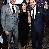 Jaime Camil, Gina Rodriguez, and Prince Royce