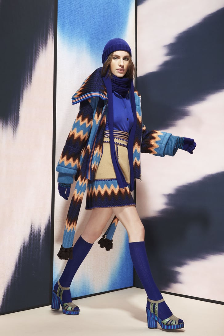 Photos of Missoni Pre-Fall 2011 Collection Lookbook
