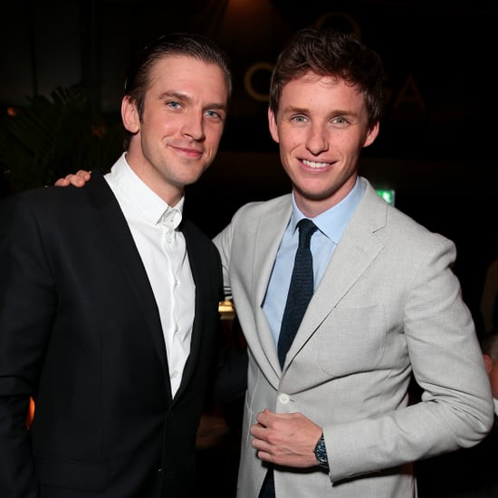 Photos of Eddie Redmayne With Celebrity Friends