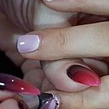 Victoria's Secret PINK Nail Look