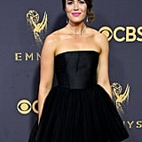 Mandy Moore at the 2017 Emmys