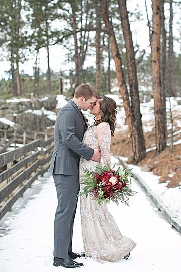 Winter Wedding Inspiration Photos