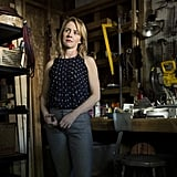 Amy Hargreaves as Lainie Jensen, Clay's Mum