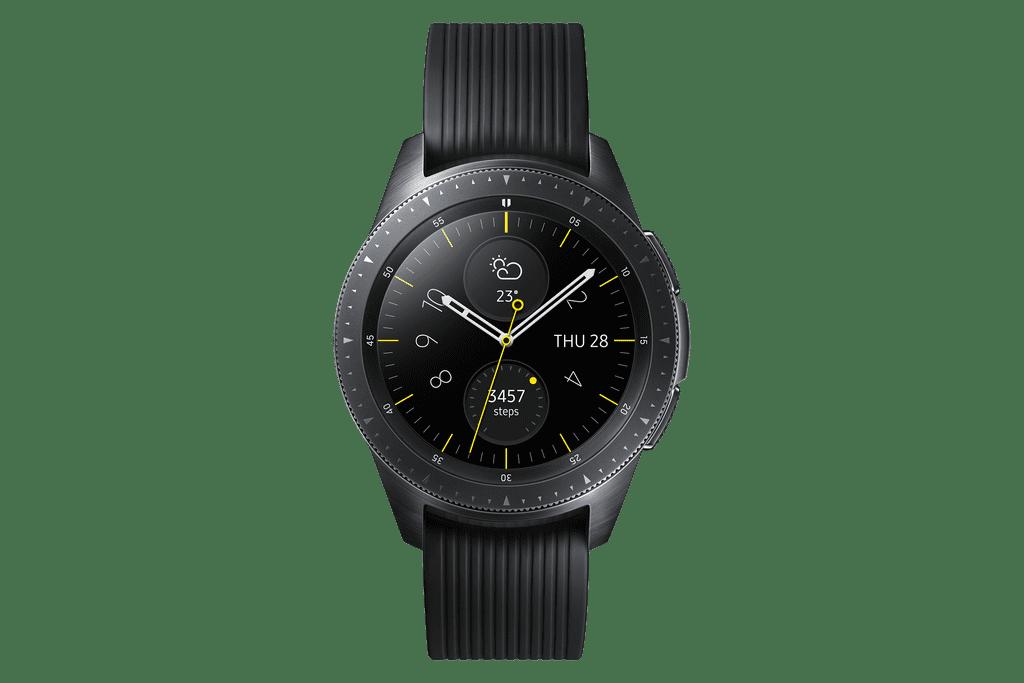 Samsung Galaxy Watch (42mm) Midnight Black (4G LTE) Smartwatch
