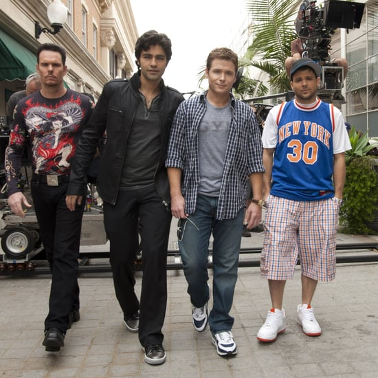 Entourage Season Eight Pictures