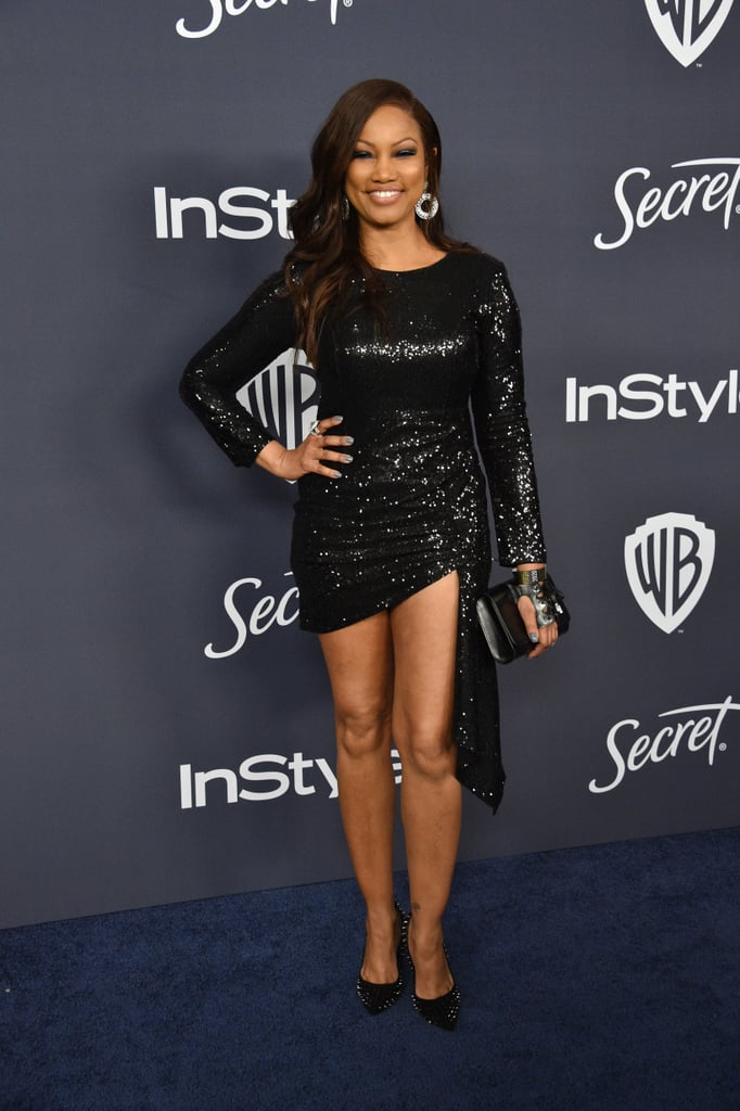 Garcelle Beauvais at the 2020 Golden Globes Afterparty