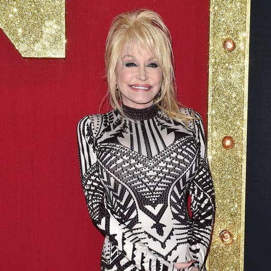 Dolly Parton Sleeps in Makeup