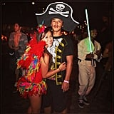 Pirate and a Parrot