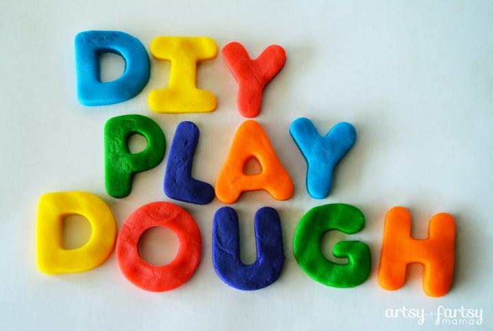 Basic Play Dough