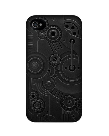 Clockwork iPhone 4 Case