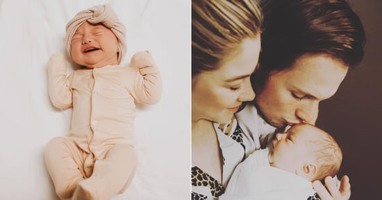 What Did Shawn Johnson and Andrew East Name Their Baby Girl?