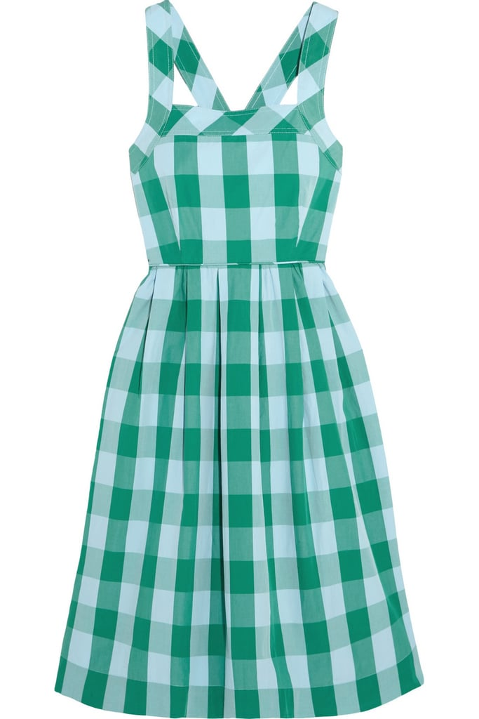 J.Crew Karina gingham dress ($140)