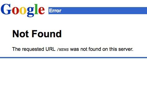 No Caps Lock: Google URLs Are Case Sensitive