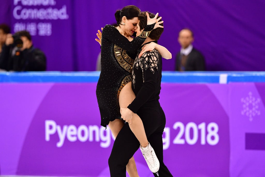 2018 Olympic Team Event Short Dance