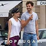 Joshua Jackson and Diane Kruger Are Up to Fun and Games in Paris