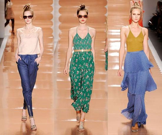 Spring 2011 New York Fashion Week: Rebecca Taylor 2010-09-12 22:00:06