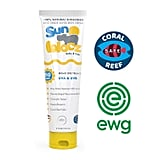 Sunblocz Baby & Kids Zinc Oxide Sunscreen Cream, SPF 50